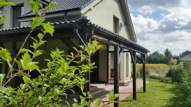 dom wolnostojący Dąbrówka