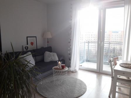 Mieszkanie 1-pokojowe Gdańsk Zaspa, al. Jana Pawła II