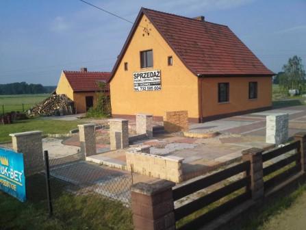 dom wolnostojący Olesno, ul. Opolska 100