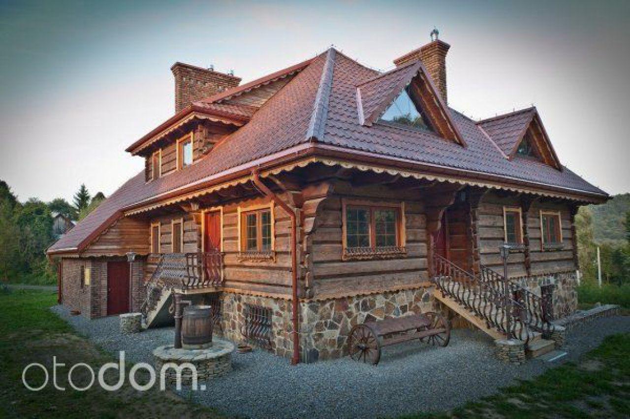 dom, 8 pokoi Hłomcza