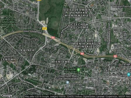 Mieszkanie 4-pokojowe Lublin Wieniawa
