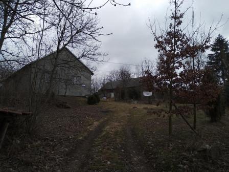 gospodarstwo, 2 pokoje Dzierążnia, Dzierążnia 134