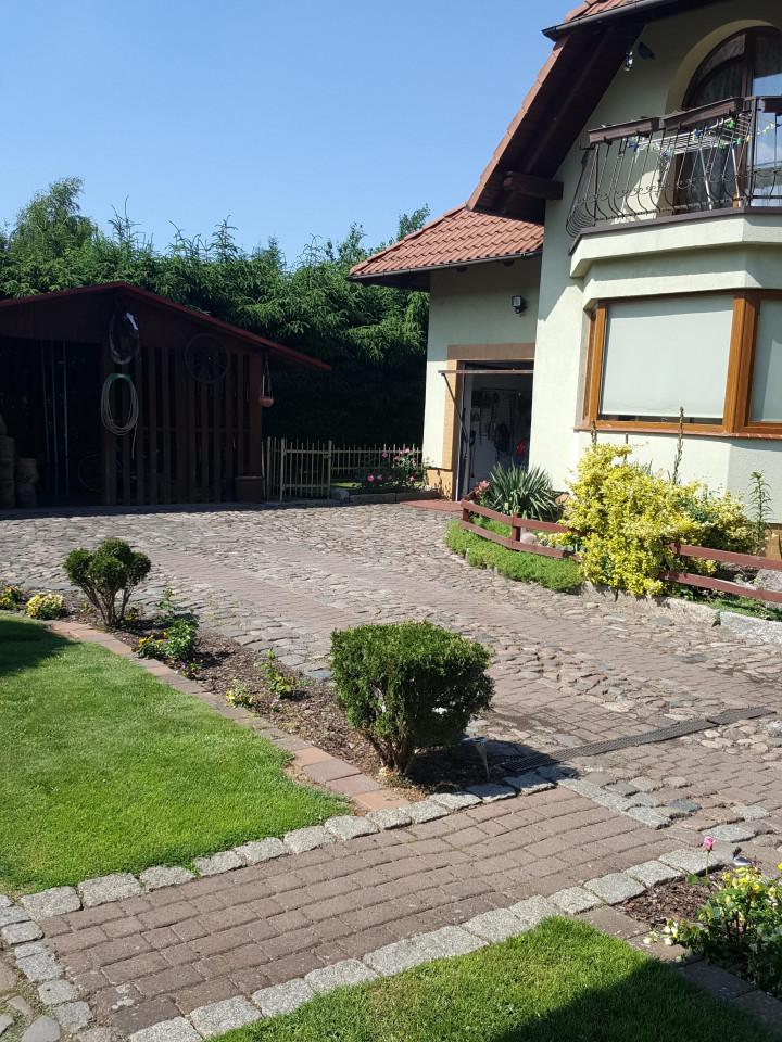 dom wolnostojący, 7 pokoi Bolechowo, Bolechowo 28B