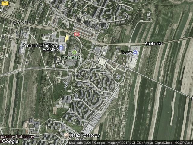 Mieszkanie 2-pokojowe Łęczna, ul. Armii Krajowej 3