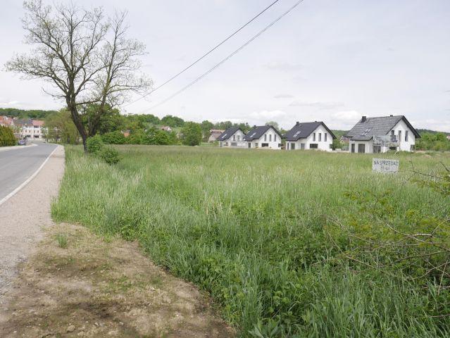 Działka budowlana Wołowice