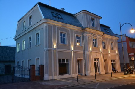 kamienica Kęty Centrum, ul. Krakowska 3