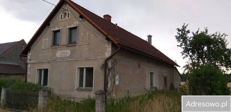 dom wolnostojący Kuźnica Ligocka, Kuźnica Ligocka