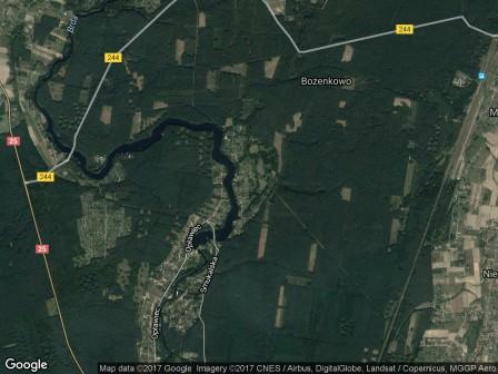 Działka rolno-budowlana Bydgoszcz Smukała Dolna, ul. Berberysowa 19
