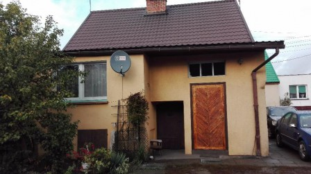 dom wolnostojący, 3 pokoje Połęcko