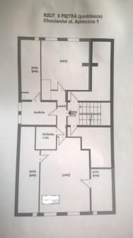 Mieszkanie 2-pokojowe Chocianów, ul. Apteczna 1