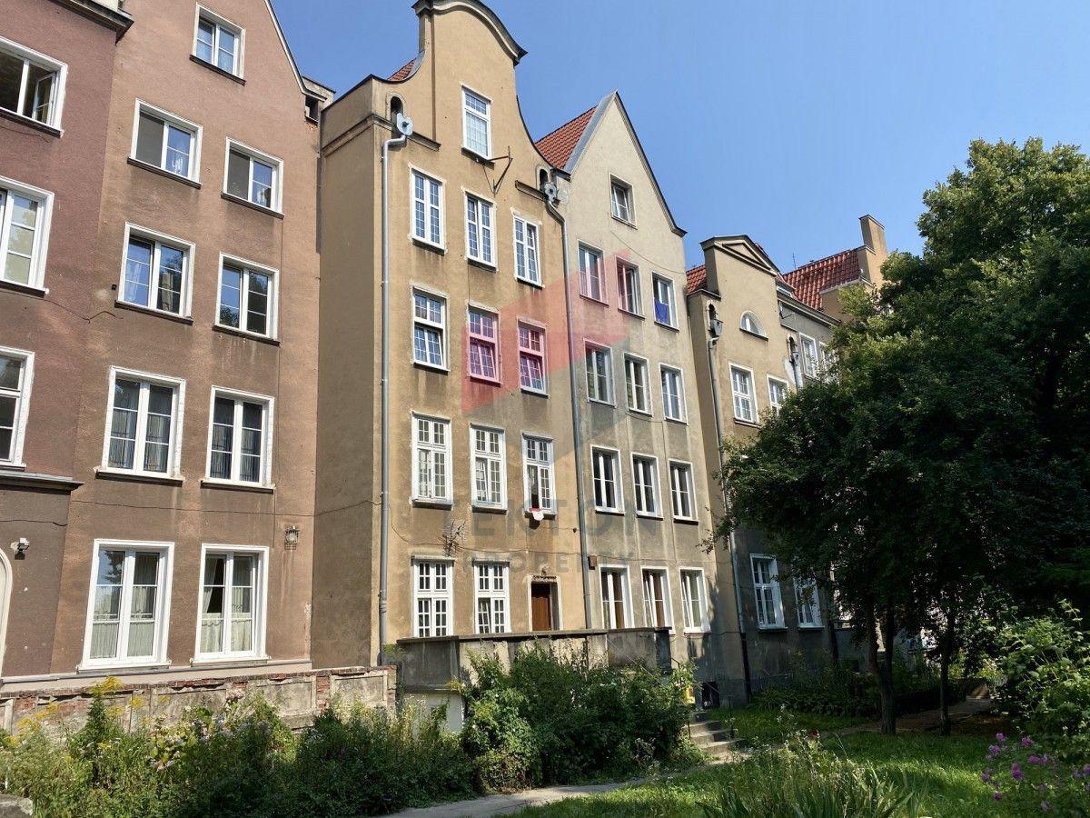 Mieszkanie 1-pokojowe Gdańsk Śródmieście, ul. Ogarna