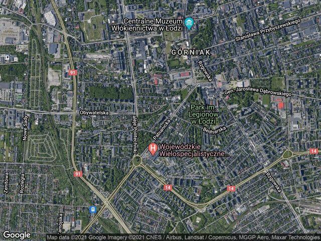 Mieszkanie 2-pokojowe Łódź Górna, ul. Tadeusza Czackiego