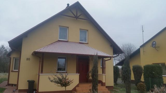 dom wolnostojący, 3 pokoje Przędzel Nowe Osiedle, ul. Nowe Osiedle 30