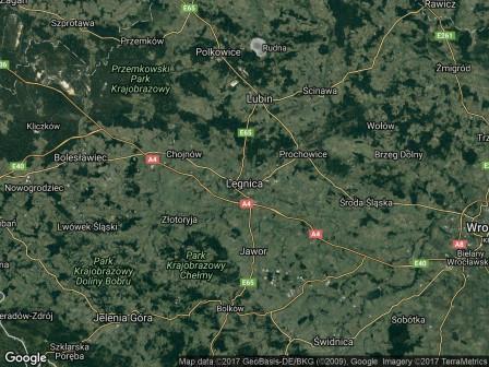 Mieszkanie 4-pokojowe Legnica Centrum