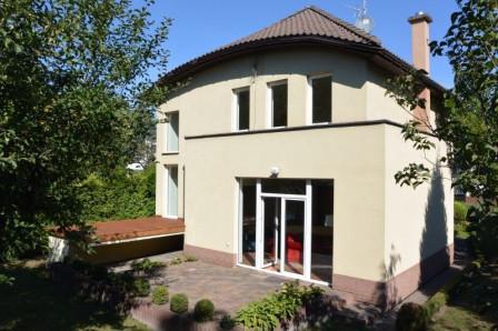 dom wolnostojący, 4 pokoje Wrocław Zalesie, al. Ignacego Jana Paderewskiego 20A