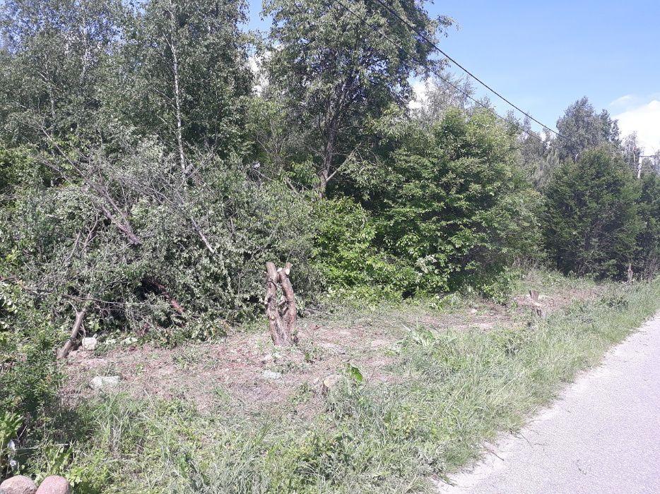 Działka rolno-budowlana Kolonia Lesiów