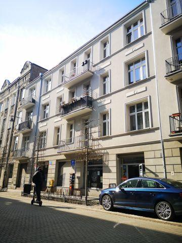 Mieszkanie 1-pokojowe Łódź Śródmieście, ul. Gdańska