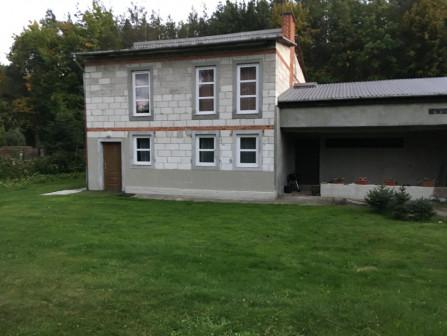 dom wolnostojący, 4 pokoje Tomaszów Lubelski