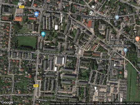 Mieszkanie 2-pokojowe Łask, ul. Jana Pawła II 10