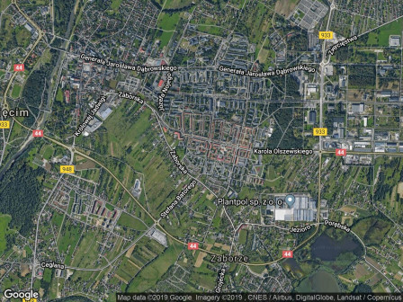 Mieszkanie 1-pokojowe Oświęcim Osiedle, ul. Bohaterów Monte Cassino 10