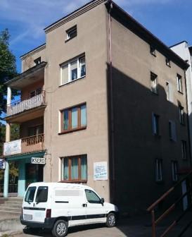 budynek wielorodzinny Brodnica Centrum, ul. Kościelna 13
