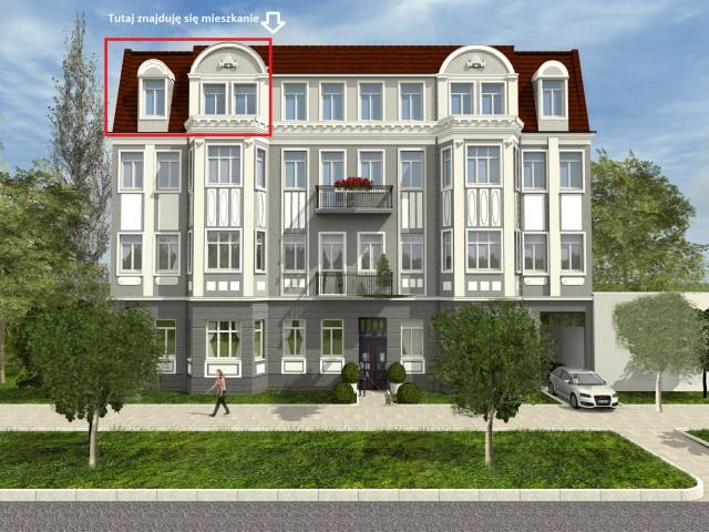 Mieszkanie 2-pokojowe Bydgoszcz Okole, ul. Grunwaldzka 98