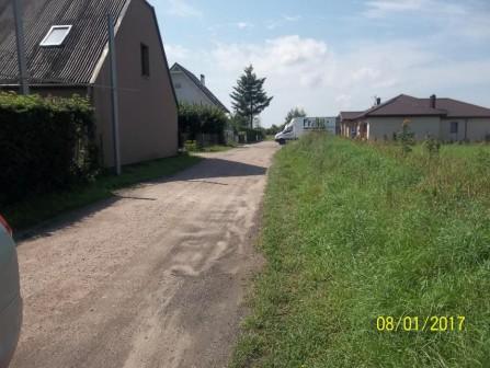 Działka budowlana Żelistrzewo