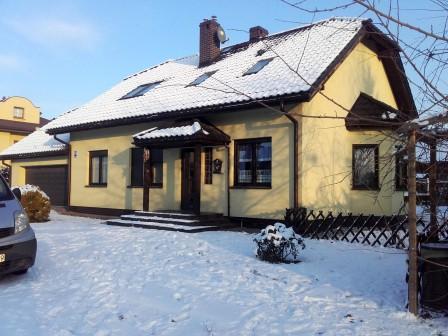 dom wolnostojący, 5 pokoi Kalisz Winiary, ul. Budziszyńska 8-10