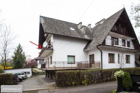 Mieszkanie 2-pokojowe Zakopane Centrum, ul. Władysława Zamoyskiego 8