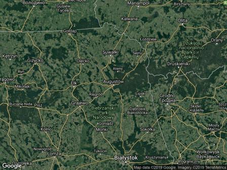 Mieszkanie 2-pokojowe Augustów, ul. Gęsia