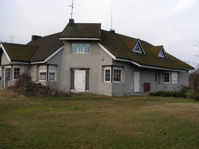 dom wolnostojący, 5 pokoi Łódź Polesie