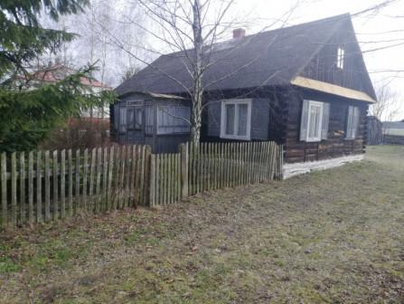 dom wolnostojący Zahorów