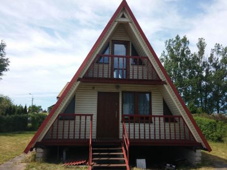 dom wolnostojący, 2 pokoje Rosnowo
