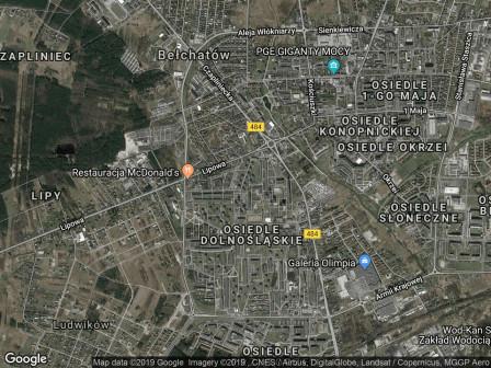 Mieszkanie 2-pokojowe Bełchatów Lipy, os. Dolnośląskie 124