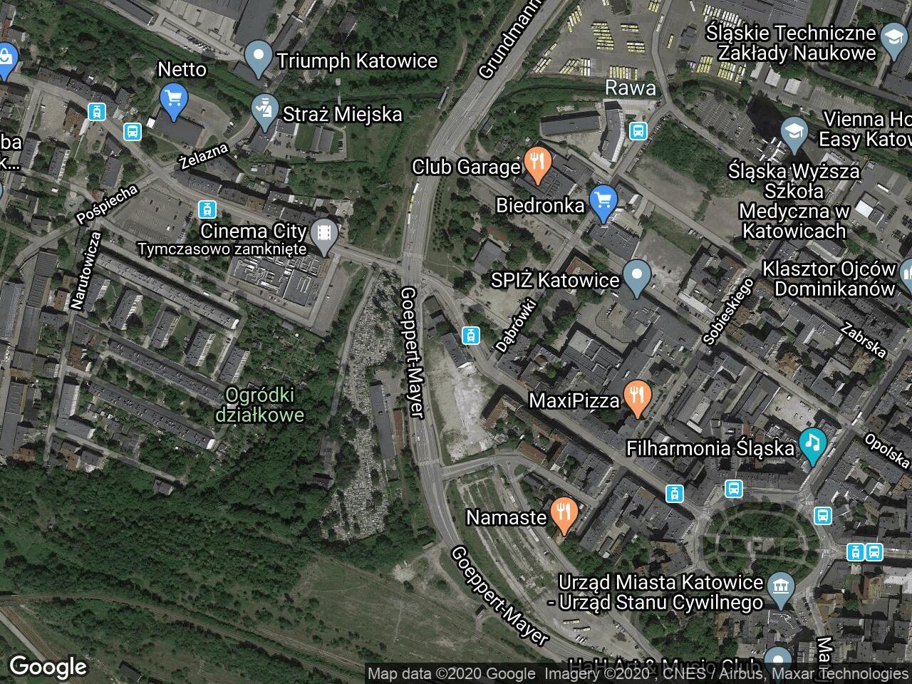 Mieszkanie 7-pokojowe Katowice, ul. Gliwicka