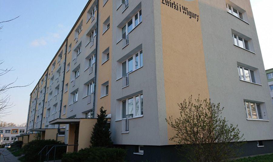 Mieszkanie 3-pokojowe Pruszcz Gdański, ul. Żwirki i Wigury