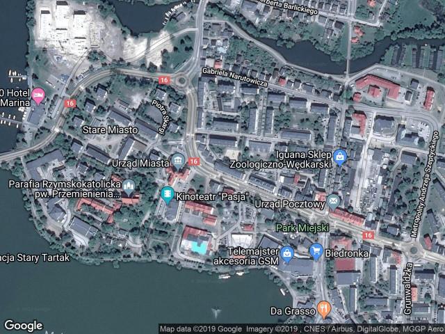 Mieszkanie 2-pokojowe Iława, ul. Niepodległości 10