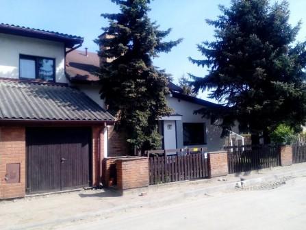 bliźniak, 6 pokoi Toruń Wrzosy, ul. Zielna