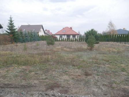 Działka rolno-budowlana Brzozówka, ul. Jeżynowa
