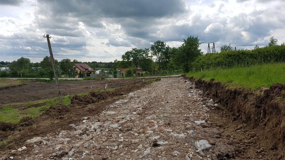 Działka budowlana Wielochowo