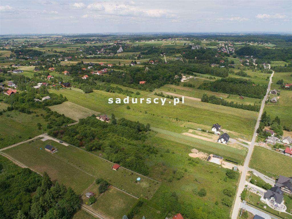 Działka rolna Łazy
