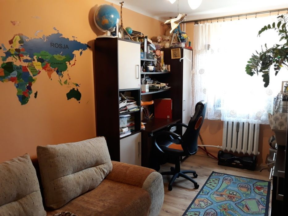 Mieszkanie 2-pokojowe Lubowidz