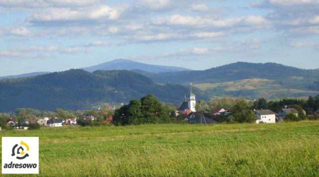 Działka rolno-budowlana Lipowa