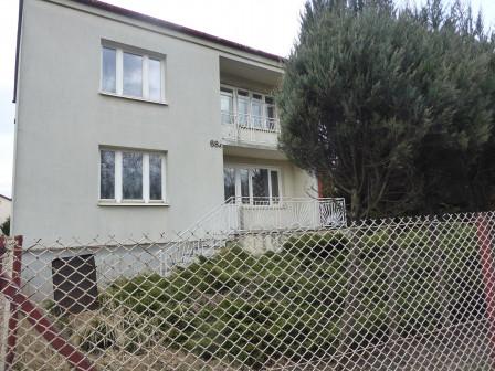 dom wolnostojący, 4 pokoje Jędrzejów Podklasztorze, ul. św. Barbary 68A