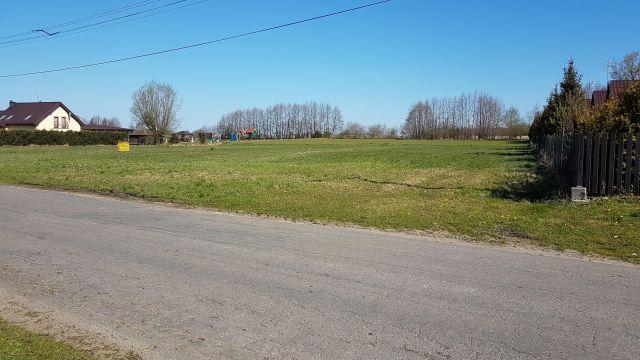 Działka rolno-budowlana Domasławice