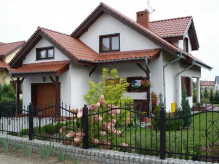 dom wolnostojący, 5 pokoi Nowa Sól