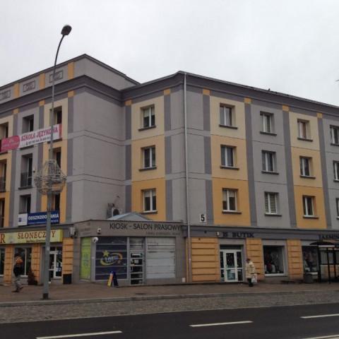 Mieszkanie 3-pokojowe Białystok Centrum, ul. Henryka Sienkiewicza