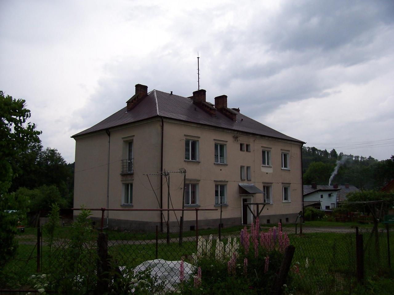 Mieszkanie 1-pokojowe Ropienka Kopalnia, Ropienka