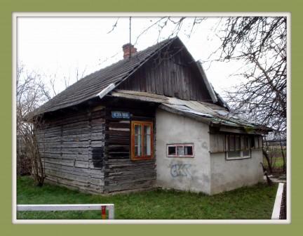 dom wolnostojący, 1 pokój Mielec Cyranka, ul. Cyranowska 88