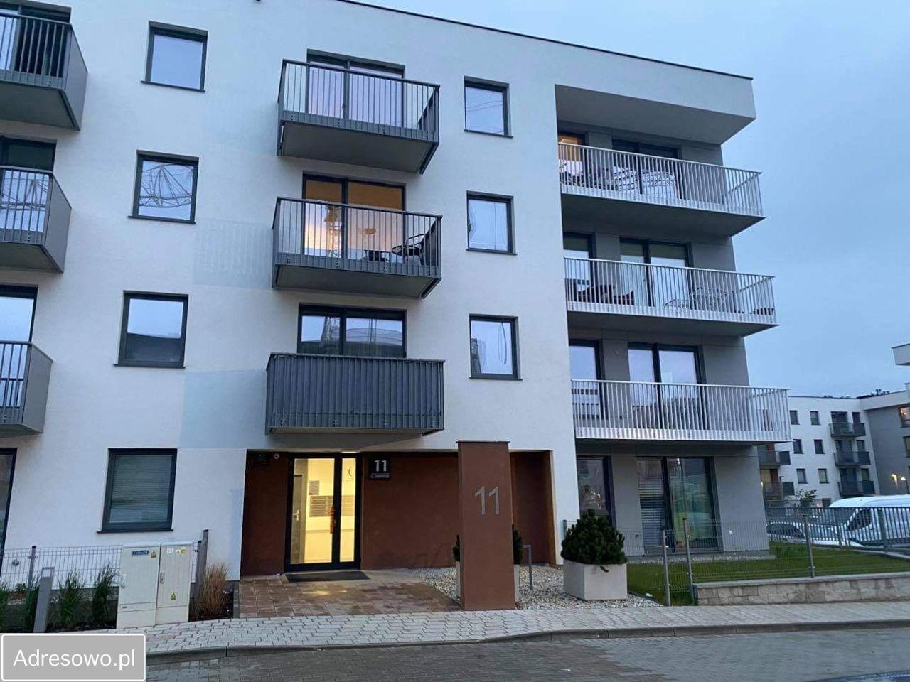 Mieszkanie 3-pokojowe Pruszcz Gdański, ul. Benedykta Dybowskiego